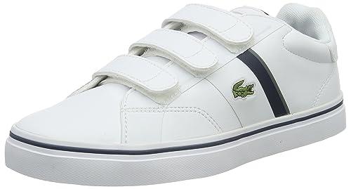 Lacoste Fairlead 316 1 - Zapatilla Baja Unisex niños: Amazon.es: Zapatos y complementos