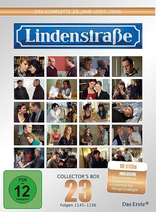 Die Lindenstraße - Das komplette 23. Jahr, Folgen 1145-1196