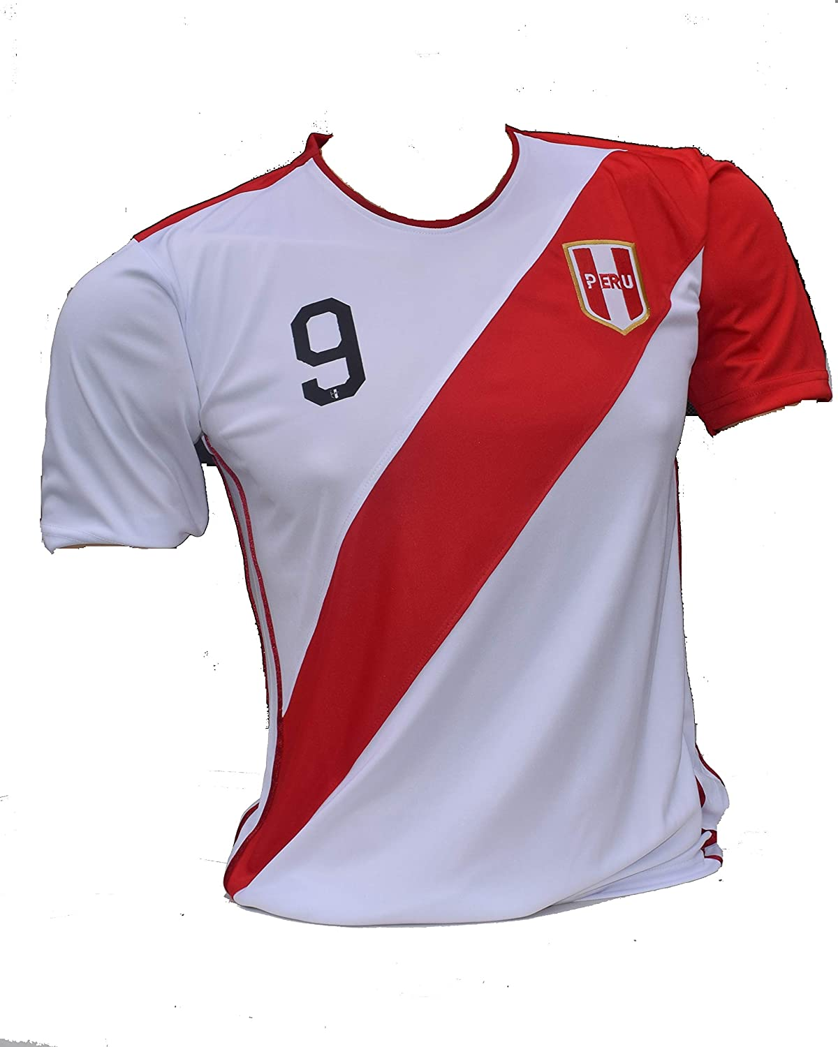 Peru Soccer Jersey for Copa America 2019 .Support Your Team Buy Now and Receive in 1-5 Days