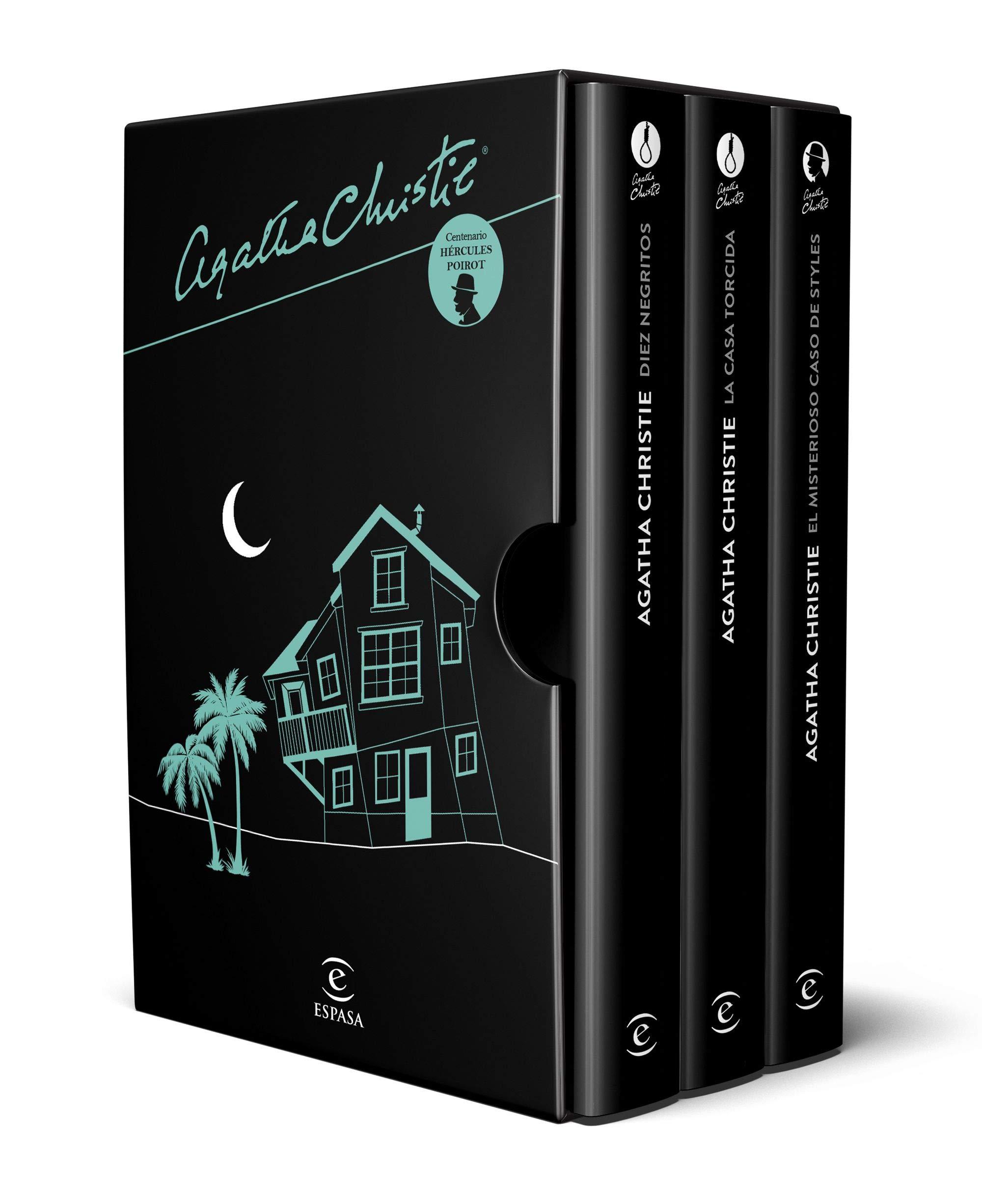Estuche Agatha Christie Esencial (Espasa Narrativa): Amazon.es: Christie, Agatha, Traductores varios: Libros