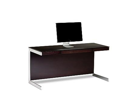 Etonnant BDI Sequel Desk 6001   Espresso Stained Oak