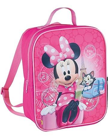 226dc624b7 Fun House 005485 DISNEY MINNIE Sac à dos de randonnée isotherme pour enfant  Rose