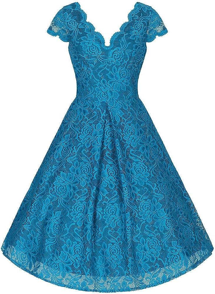Pretty Kitty Fashion Robe Cocktail Sans Manche Femme Bleu Turquoise Amazon Fr Vetements Et Accessoires