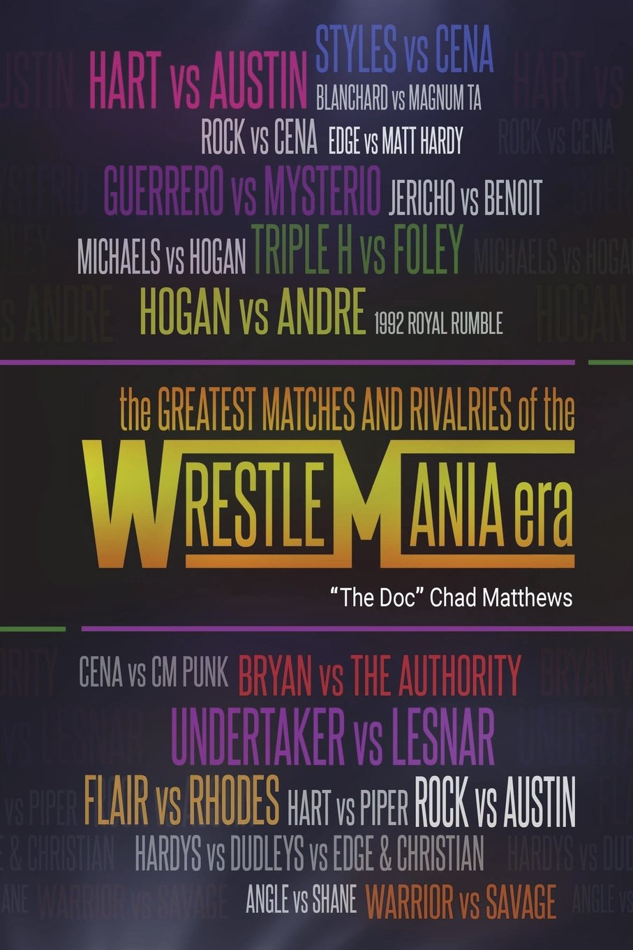 The Greatest Matches and Rivalries of the WrestleMania Era: The Doc