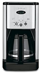 Cuisinart brew central DCC-1200 12 cup programmable coffee maker