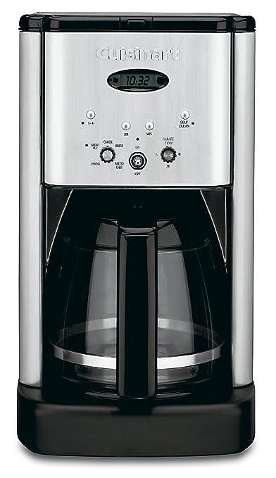Conair Cuisinart Brew Central DCC-1200 12 Cup Programmable Cofeemaker