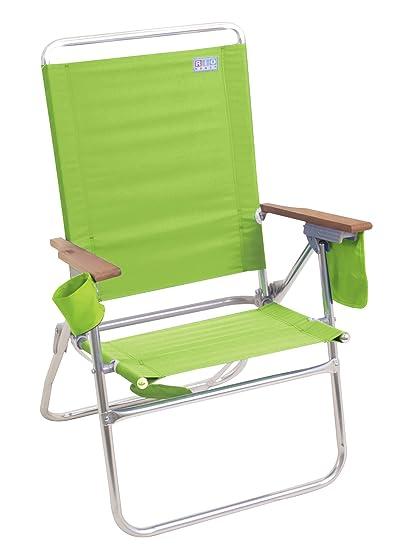 rio beach hi boy beach chair