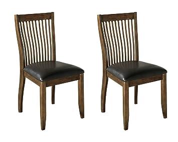 Amazoncom Ashley Furniture Signature Design Stuman Dining