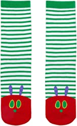 Out of Print World of Eric Carle, The Very Hungry Caterpillar Unisex Socks