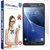CELLBELL® Tempered Glass Screen Protector for Samsung Galaxy J5 (2016) with Free Installation Kit