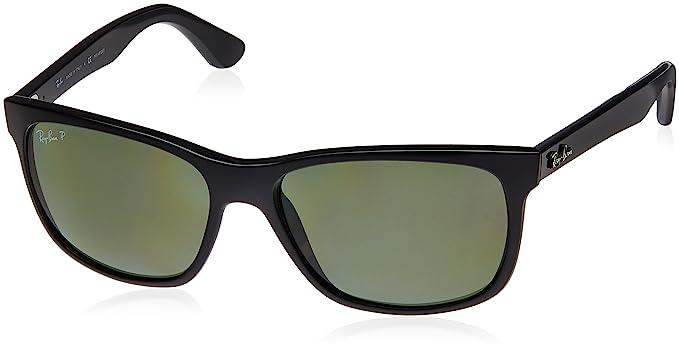 Ray-Ban - Gafas de sol Wayfarer Rb4181, Black (Schwarz)