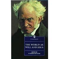 The World As Will And Idea (Everyman)