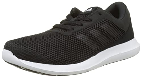 2bf79e10be9 Adidas Men s Element Refresh 3 M Black Running Shoes-7 UK India (40 ...