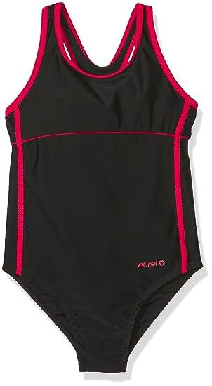 5011fe28eb38 etirel Mädchen Schwimmanzug Alyssee JRS Badeanzug  Amazon.de  Sport ...