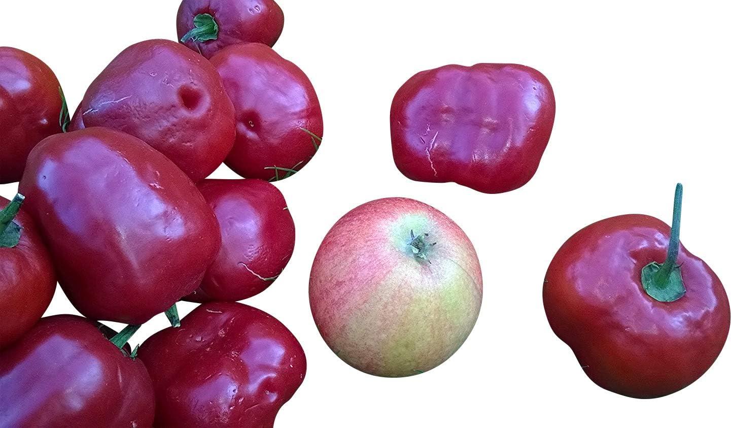 Baumchili Rocoto Mix 10 Samen *Bunte Mischung* Viele Farben und Formen