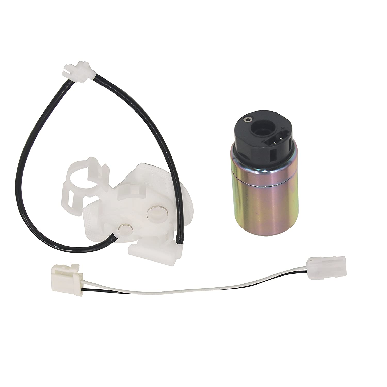 Custoneparts 9500202 New Electric Intank Fuel Pump 2008 Scion Xd Filter Replacement Fit Toyota Camry Corolla Matrix Hilux Yaris Lexus Ct200h Automotive