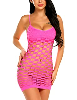 New Music Legs 6445 Mini Dress With Net Cut Outs