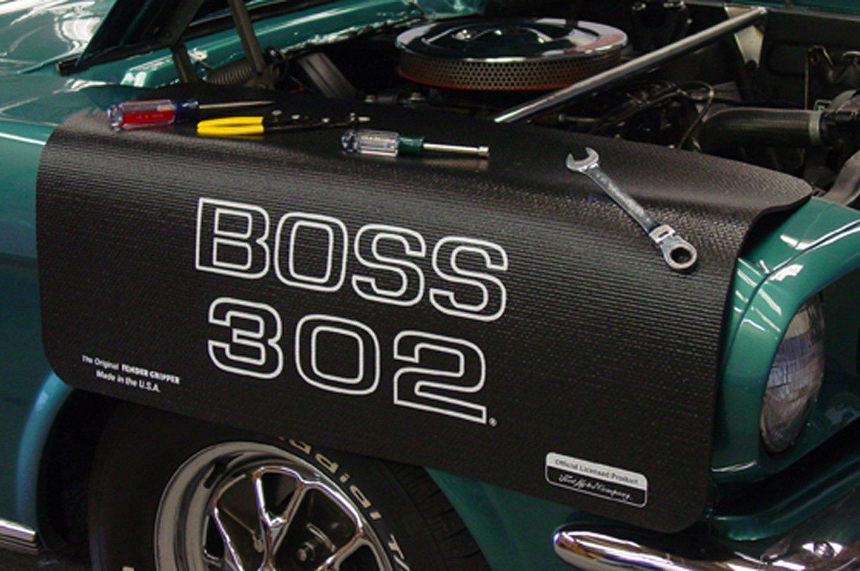 Ford Mustang Boss 302 Tapa del guardabarros Gripper: Amazon.es: Coche y moto
