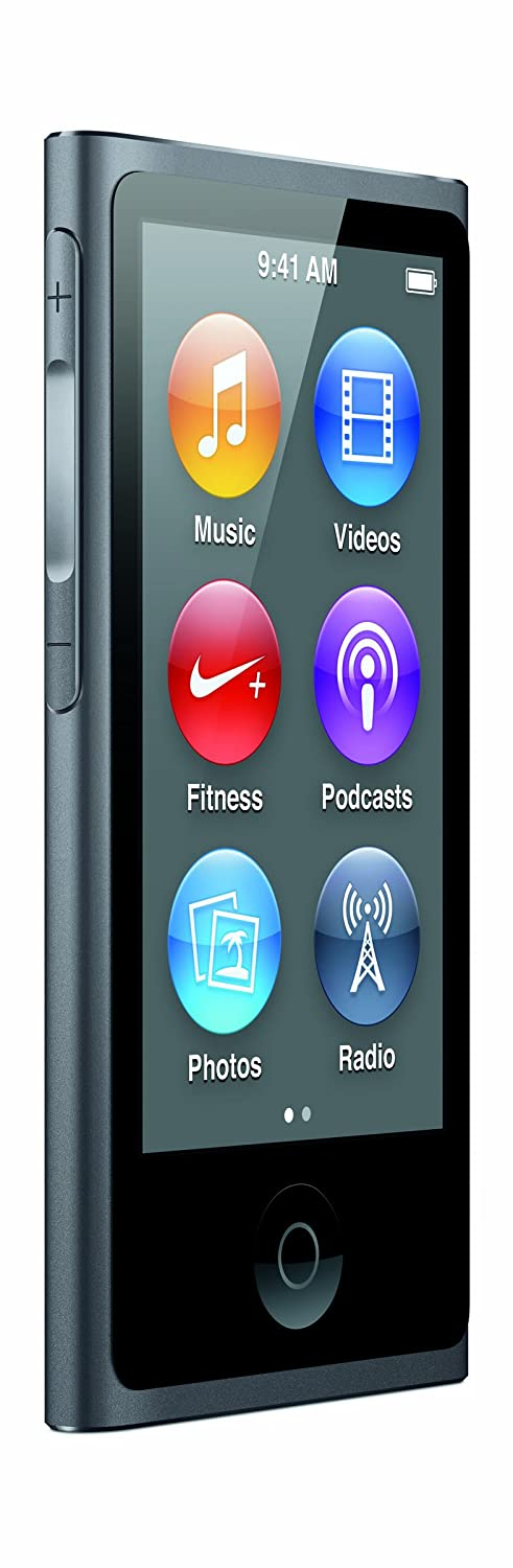 Apple iPod Nano, 16GB, Space Gray