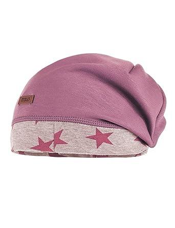 maximo Jersey Beanie Sterne, Bonnet Fille Amazon.fr Vêtements et  accessoires