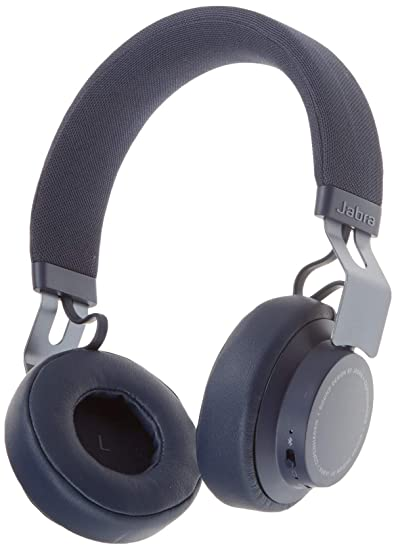 de773906dd8 Amazon.com: Jabra Move Style Edition, Navy Wireless Bluetooth Music  Headphones: Cell Phones & Accessories