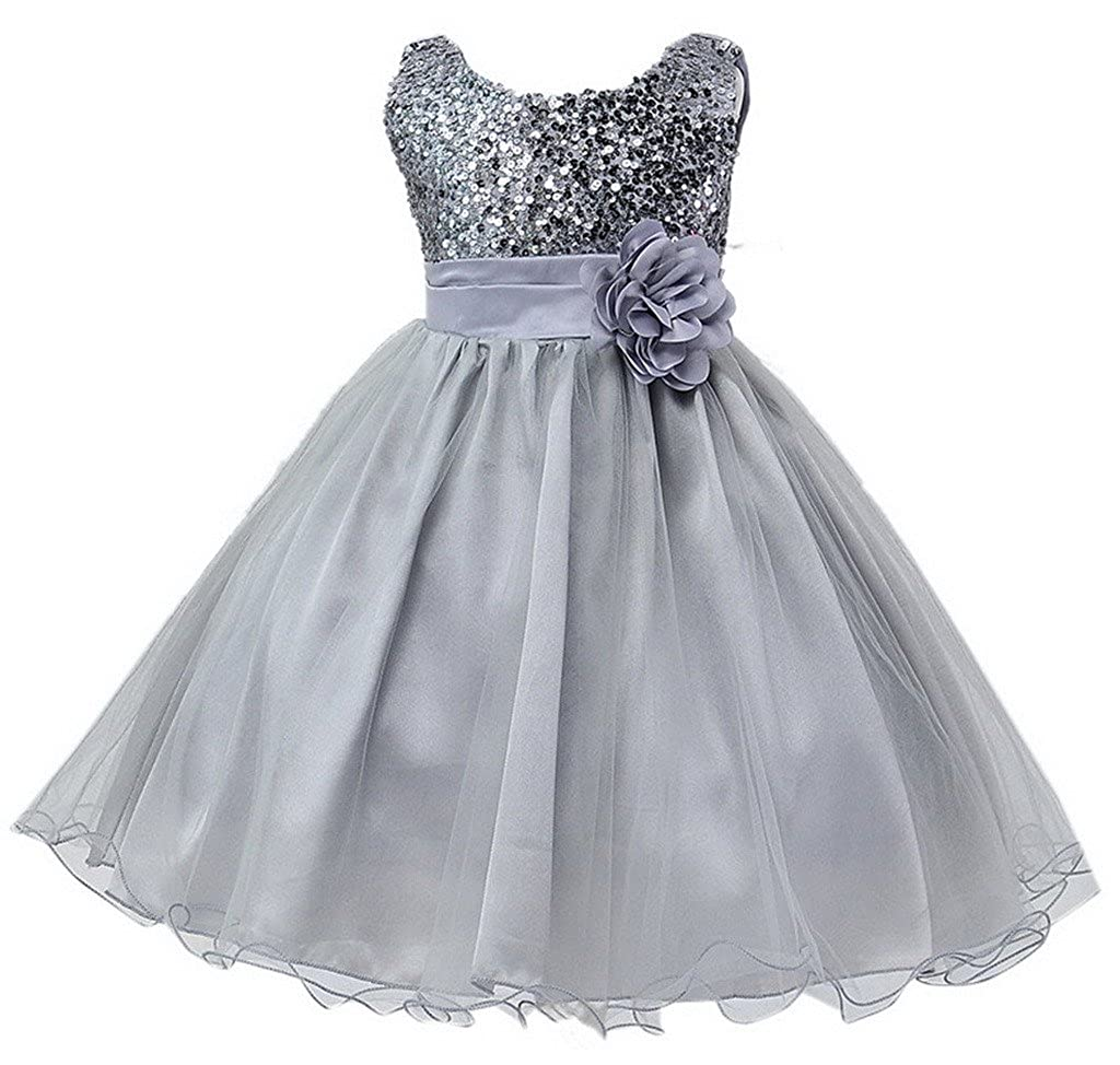 La Vogue Girls Sequins Princess Formal Short Prom Dress: Amazon.co.uk: Clothing