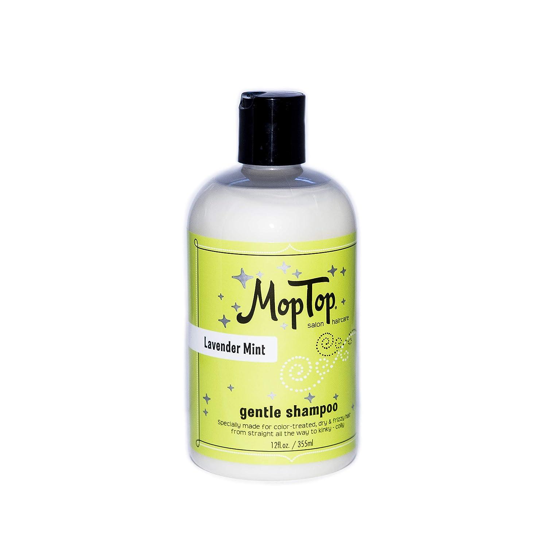 Amazon 12oz Moptop Salon Gentle Shampoo Sulfate Paraben