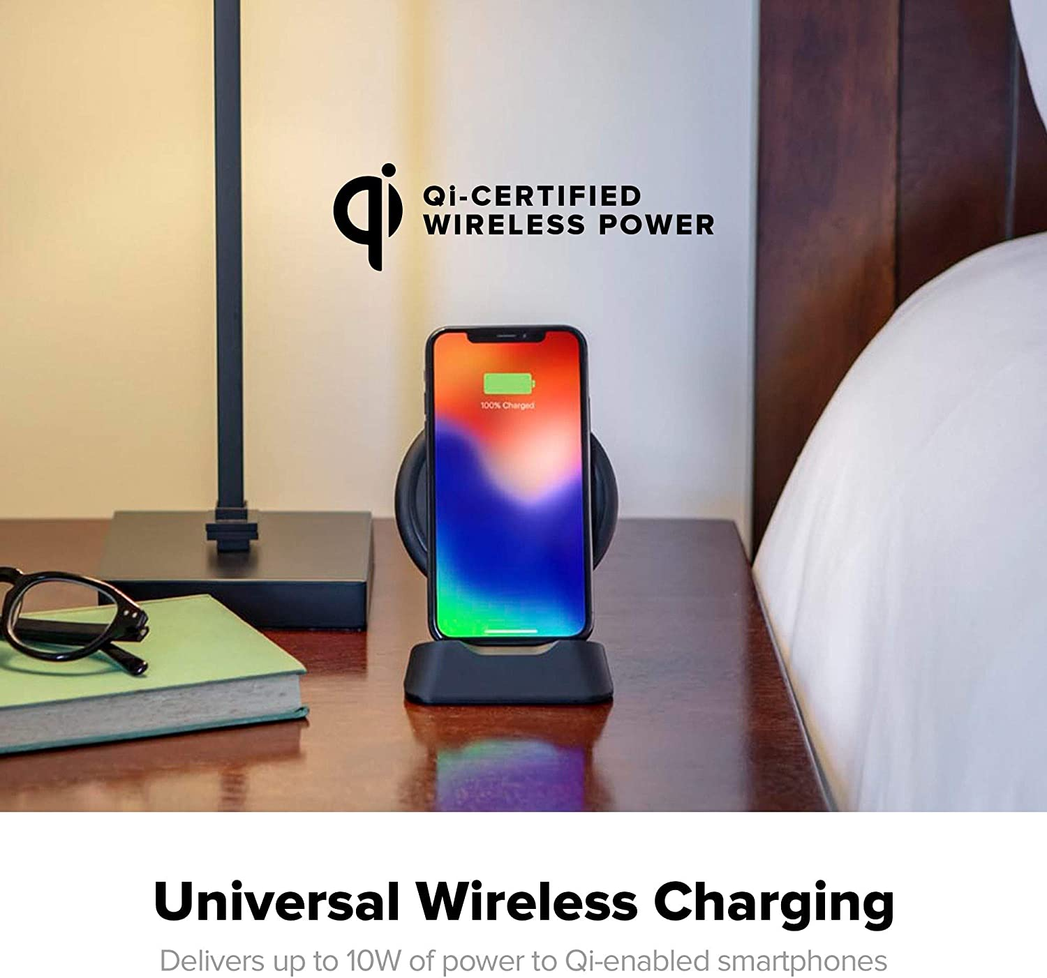 Mophie Universal Wireless Charge Stream Desk Stand