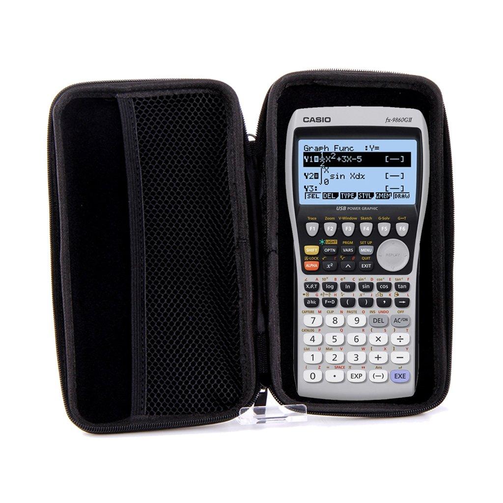 Funda protectora para las calculadoras y las calculadoras gráficas de Casio para