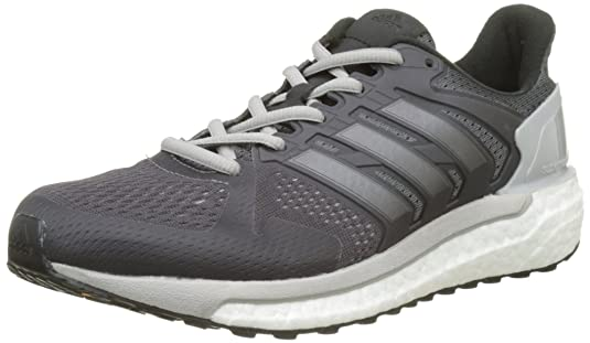 adidas Supernova W, Scarpe Running Donna, Grigio (Grey Five/Night Metallic/Core Black), 38 EU