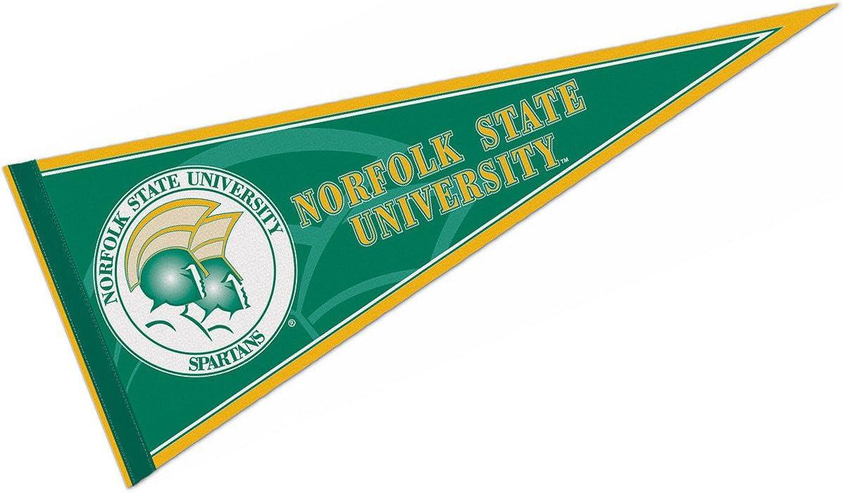 Norfolk State University 12x30 Felt Pennant