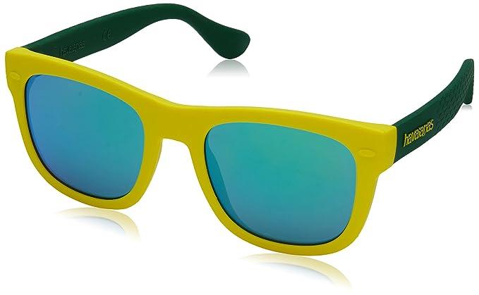 Havaianas PARATY/S Z9 QSX Gafas de sol, Amarillo (Yellow ...