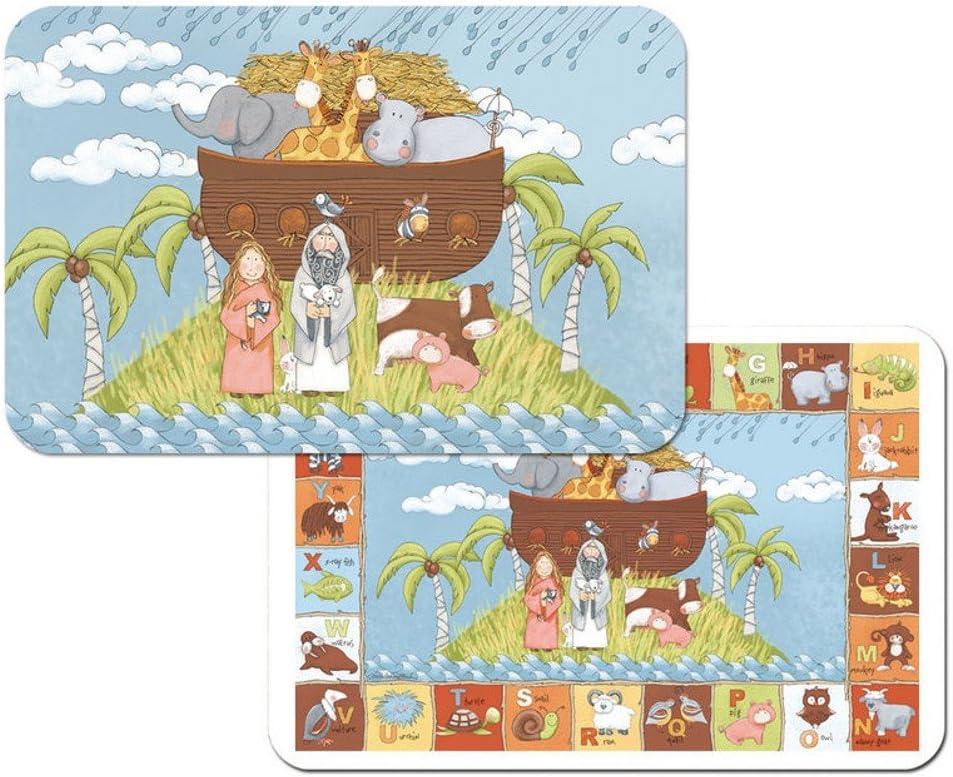 Amazon.com: Kid s del Arca de Noé/ABC de vinilo de ...