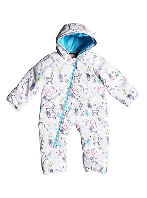 innovative design a56e1 acfe6 Roxy Rose - Tuta da Neve Bambina ERETS03004: Roxy: Amazon.it ...