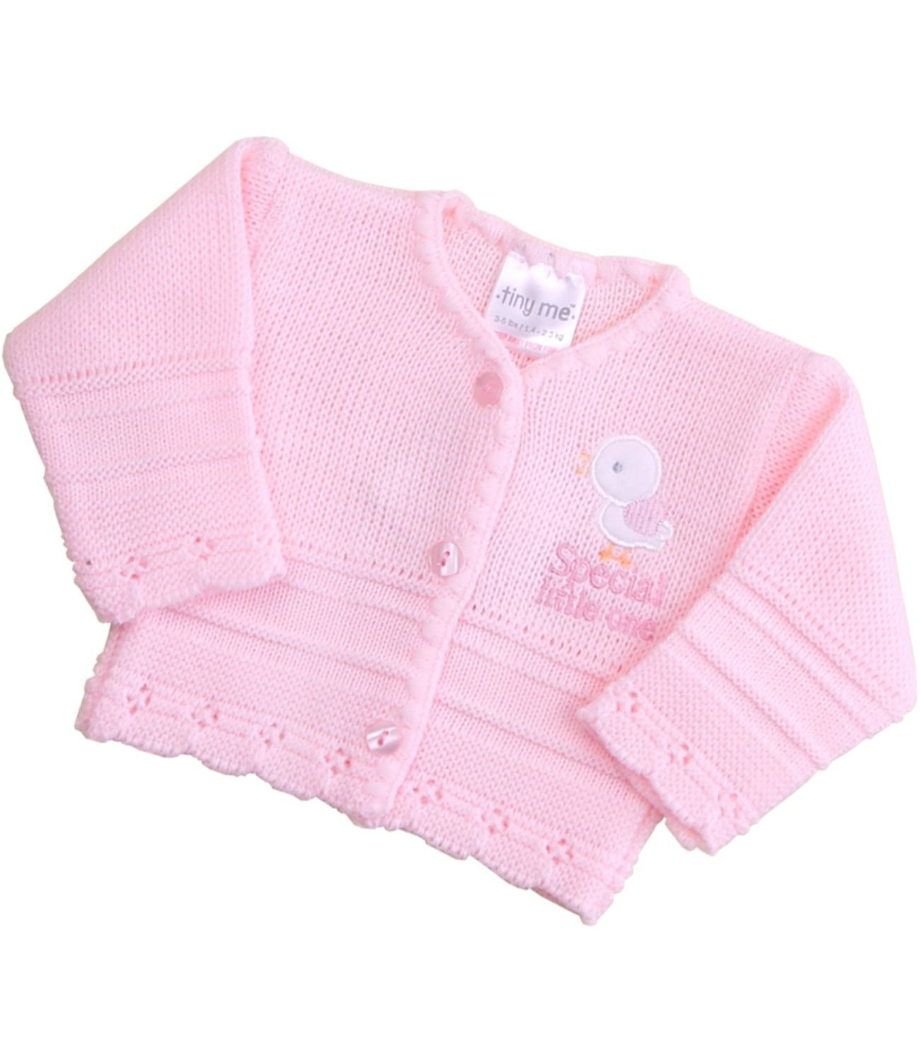 Babyprem Premature Baby Cardigan Boys Girls Special Little One 3.5-7.5lb SLD077