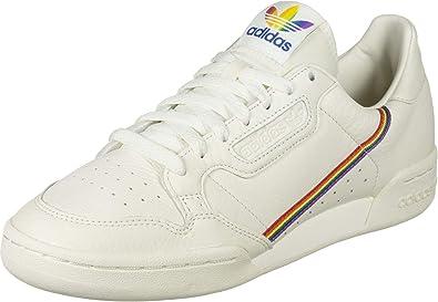 Adidas Continental 80 Pride Zapatillas para Hombre: Amazon ...