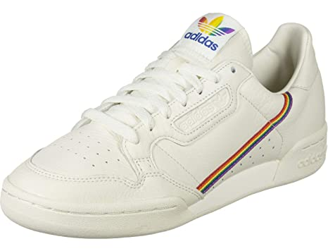 Sneakers Continental 80 in pelle