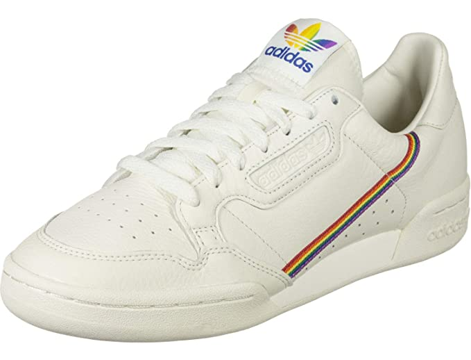 Adidas Continental 80 Pride Triple off White 45