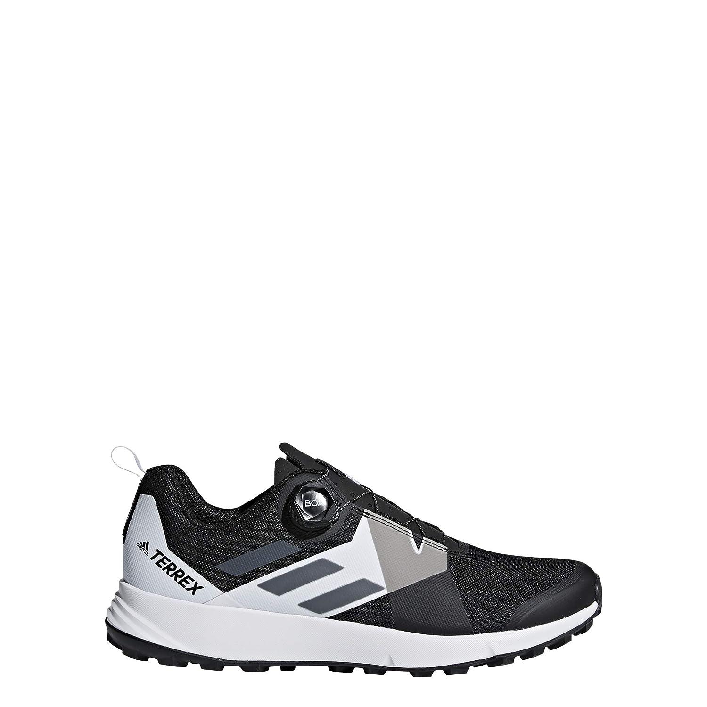 Adidas Herren Terrex Two BOA Trekking- & Wanderhalbschuhe Schwarz (Negbás Gricua Ftwbla 000) 45 1 3 EU