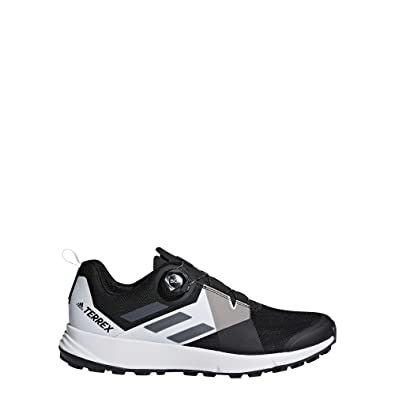 adidas Terrex Two Boa Trail Running Shoes - SS19-7 - Black f3ebb3705