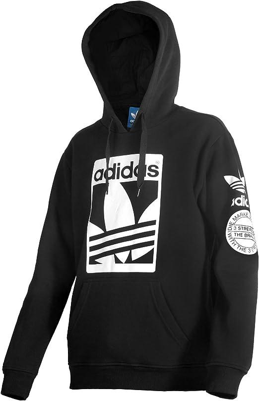 Adidas Performance Men's Street Graphic Pullover Hoodie