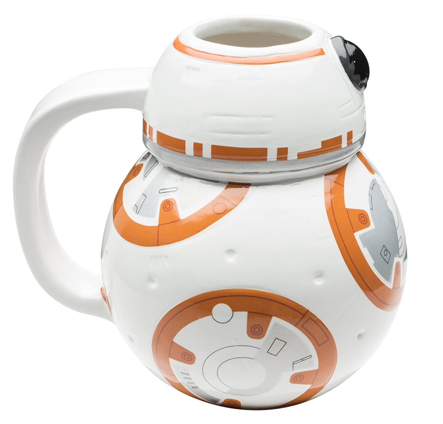 the office star mug. designs sculpted ceramic mug in shape of bb8 from star wars the force awakens bpafree collectible kitchen u0026 dining office