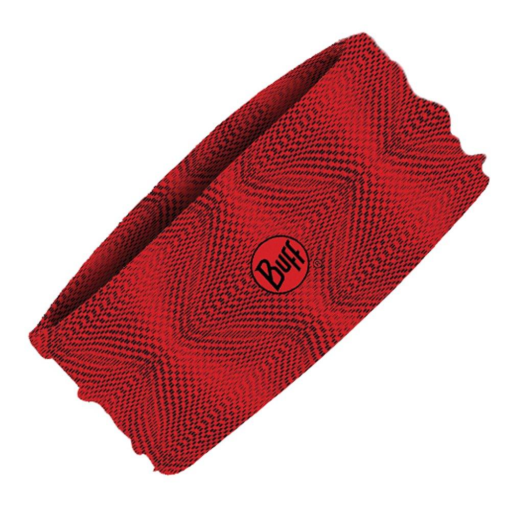 BUFF Unisex Fastwick Headband, R-Jam Red, OSFM