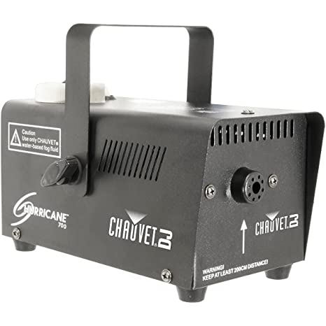 Stage Lighting & Effects 2019 Latest Design American Dj Fog Storm Fog Machine Wired Remote Atmospheric Effects Machines