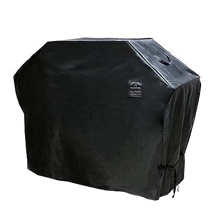 Gasgrill Abdeckung BBQ Grill Abdeckhaube Grillabdeckung Schutzhülle Regenschutz