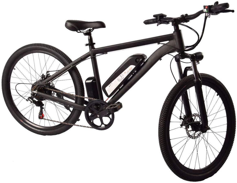 Jun Bicicleta De Ciudad Eléctrica De Batería De Litio Plegable 36V9.6AH, Bicicleta De Montaña De Nieve De Aleación De Aluminio para Adultos De 26 Pulgadas: Amazon.es: Hogar