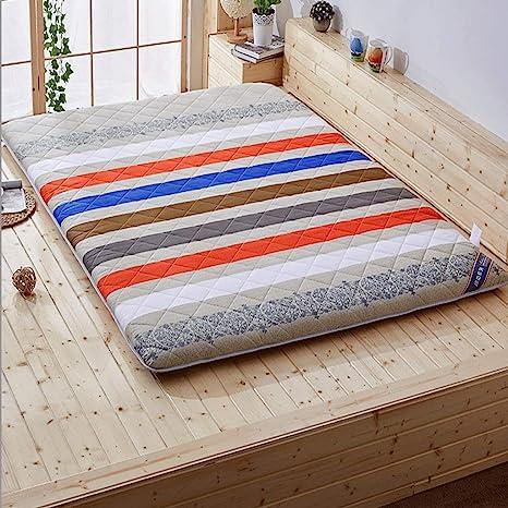 CVNJSKDKH Colchón de futón Plegable - Colchón de Tatami for ...