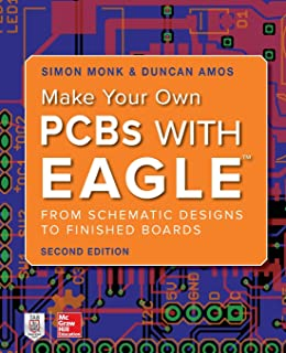 build your own printed circuit board al williams 9780070054080make your own pcbs with eagle from schematic designs to finished boards