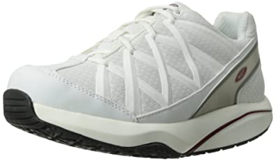 MBT Shoes Women s Sport 3 Athletic Shoe  White 5 Medium (B) Lace 5b9178c82