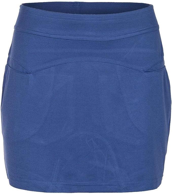 Jofit Dixie - Falda de Tenis para Mujer, Color Azul - - Large ...